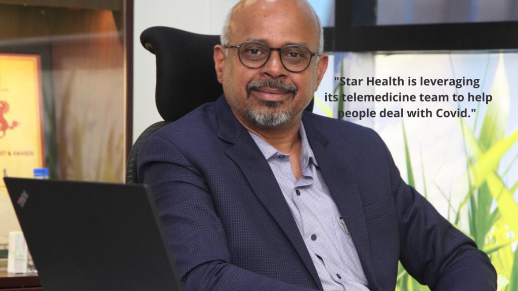 Starhealth S Prakash healthinsurance
